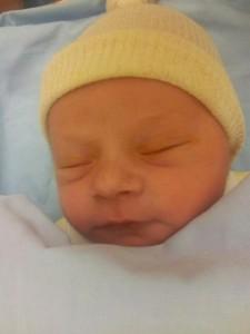 Kerwan le jour de sa naissance