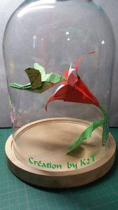 colibri origami k2t